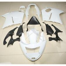 Unpainted White ABS Plastic Fairing Bodywork Kit For Honda CBR1100XX 1997-2007