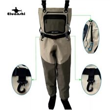 Fishing Waterproof Breathable Wear Resisting Fast Drying Wading Pants Foot