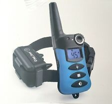 Petrainer 1000ft Waterproof Dog Training Shock Collar with Remote Dog Collar NEW