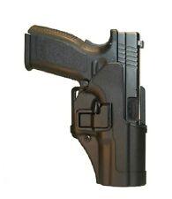 Fondina holster regolabile BLACKHAWK! pistola Glock mod.17 18 19 22 23 25 31 32