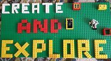 Sanitized LEGO 100% Genuine by the Pound 1-10lbs Bulk LOT Large Order Bonuses!