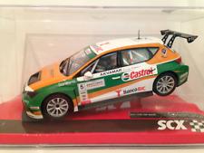 Scx A10205 seat leon eurocup castrol nouvelle échelle 1:32