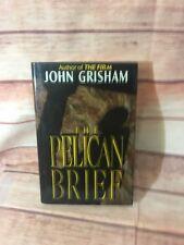 John Grisham The Pelican Brief Hard Cover