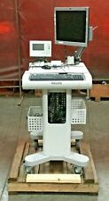 Phillips Medical Systems Cart Used For Stress Vue Exercise Test