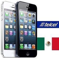 TELCEL  MEXICO IPHONE 5/5C/5S/6//6S/6S+/SE/7/7+/8/8+/X/XS/XM/XR UNLOCK SERVICE