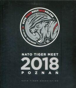 NATO TIGER MEET 2018 POZNAN - TIGER ASSOCIATION - NEW