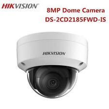 Hikvision DS-2CD2185FWD-IS 8MP POE IR Dome Camera Upgradable English Version