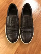 Mens Lanvin Slip On Sneakers Size 41