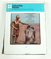 Star Wars Original Soundtrack the Story of Star Wars 8-Track Tape Cartridge 1977
