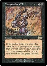 YAWGMOTH'S WILL Urza's Saga MTG Black Sorcery RARE