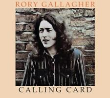 Rory Gallagher - Calling Card    - CD NEUWARE