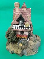 Vintage Lilliput Lane Beacon Heights Miniature Cottage Collectable Ornament