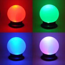 """LED Leuchte """"Lichtzauber"""" autom Farbwechsel / Weißlicht RGB Dekolicht Nachtlicht"""