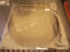 DEPECHE MODE MARTYR 2 TRACK PICTURE DISC 7 INCH 04664 NUMBERED FREEPOST