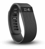 FITBIT CHARGE Wristband Fitness Activity Tracker Black Small Wristband