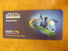 2013 Rugby League: World Cup England & Wales 2013 - Guest Pack Hospitality Ticke