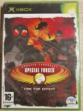 CT SPECIAL FORCES FIRE FOR EFFECT XBOX NEUF