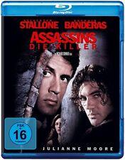 Blu-Ray * Assassins - Die Killer * NEU OVP Sylvester Stallone,Banderas