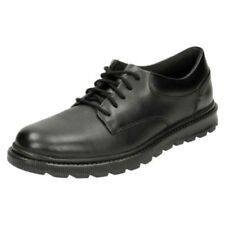 Leather Laces Casual Shoes for Boys