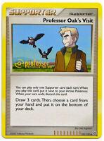 Professor Oak's Visit 122/132 Professor Program Secret Wonders Pokemon Promo NM+