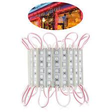 Super bright IP65 Waterproof 5054 SMD White/Red LED Module Light Lamp DC 12V Kit
