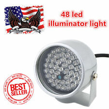 48 LED Illuminator IR Infrared Night Vision Light Security Lamp For CCTV Camera