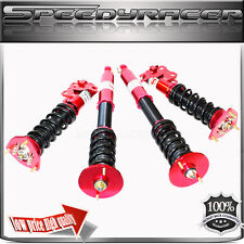 fits Nissan 240sx S14 95-98  Coilover Suspension kit NON ADJ. DAMPER RED