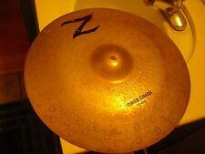 "16"" Zildjian Z Series Power Crash Cymbal raw finish 1250g"