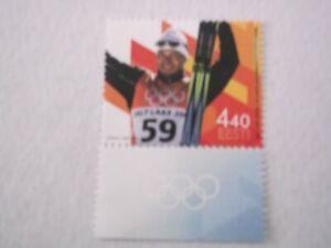 2002 Estonia Olympic Gold Medalist Andrus Veerpalu u/m Mi.470. T1