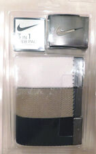 Nike Golf 3 in 1 Web Pack Belt One Size Fits All, Various Colors