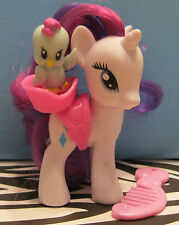 My Little Pony RARITY w/ Pet Bird & Accessories