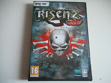 JEU PC DVD ROM NEUF - RISEN2 DARK WATERS