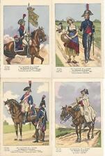 Cdt BUCQUOY - UNIFORMES 1er EMPIRE - Série 194 - les régiments de Cavalerie