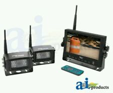 """CabCAM Wireless Video System (Includes 7"""" Monitor and 2 Cameras)"""