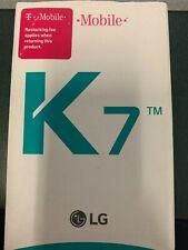 LG K7 K330 8GB T-Mobile Smartphone - Black