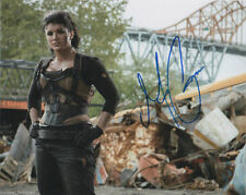 Gina Carano Marvel Deadpool Autographed Signed 8x10 Photo COA #6