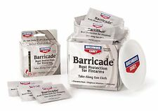 5 x Birchwood Casey Barricade RUST PROTECTION Gun Cloth with Water Repellent Oil