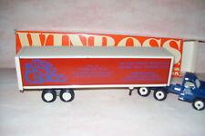 1984 Best Choice Pop Up Hood Winross Diecast Trailer Truck