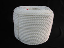 220MTRS X 14MM POLYPROPYLENE WHITE ROPE