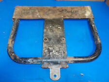 SKI DOO TUNDRA 2 1993-98 NON R HITCH ASSEMBLY, RUSTY BUT SOLID