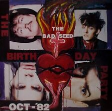 Birthday Party The Bad Seed Ep Original Ep Nick Cave