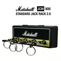 Rack Amp Vintage Guitar Amplifier Jack Rack 2.0 Marshall JCM800 Marsh Key Holder