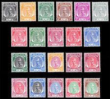 George VI (1936-1952) Multiples Settlements Stamps