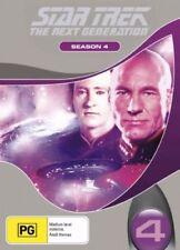 Star Trek Next Generation : Season 4 (DVD, 2006, 7-Disc Set)