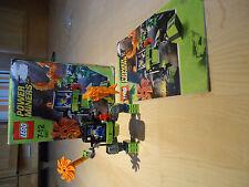 LEGO 8957 POWER MINERS Tunnelläufer komplett OVP