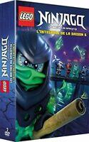 LEGO Ninjago Les maitres du Spinjitzu - Saison 5// DVD NEUF