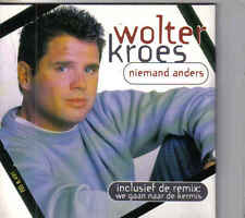 Wolter Kroes-Niemand Anders cd single