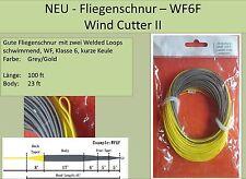 Fliegenschnur – WF6F Wind Cutter II