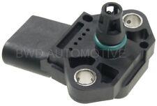 Turbocharger Boost Sensor BWD EC1848 fits 03-06 VW Golf 1.9L-L4