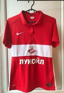 Spartak Moscow Women`s football shirt 2015 - 2016 Jersey Nike Size M